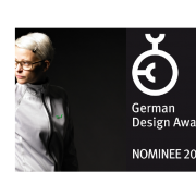 Nominierung für den German Design Award 2012