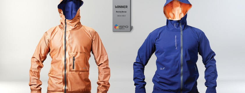 Cool Hunting reversible Jacket polychromelab
