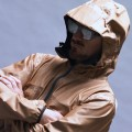 bronze Men reversible Jacket
