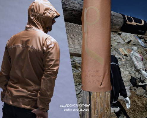textile research seal of approval alpine proof