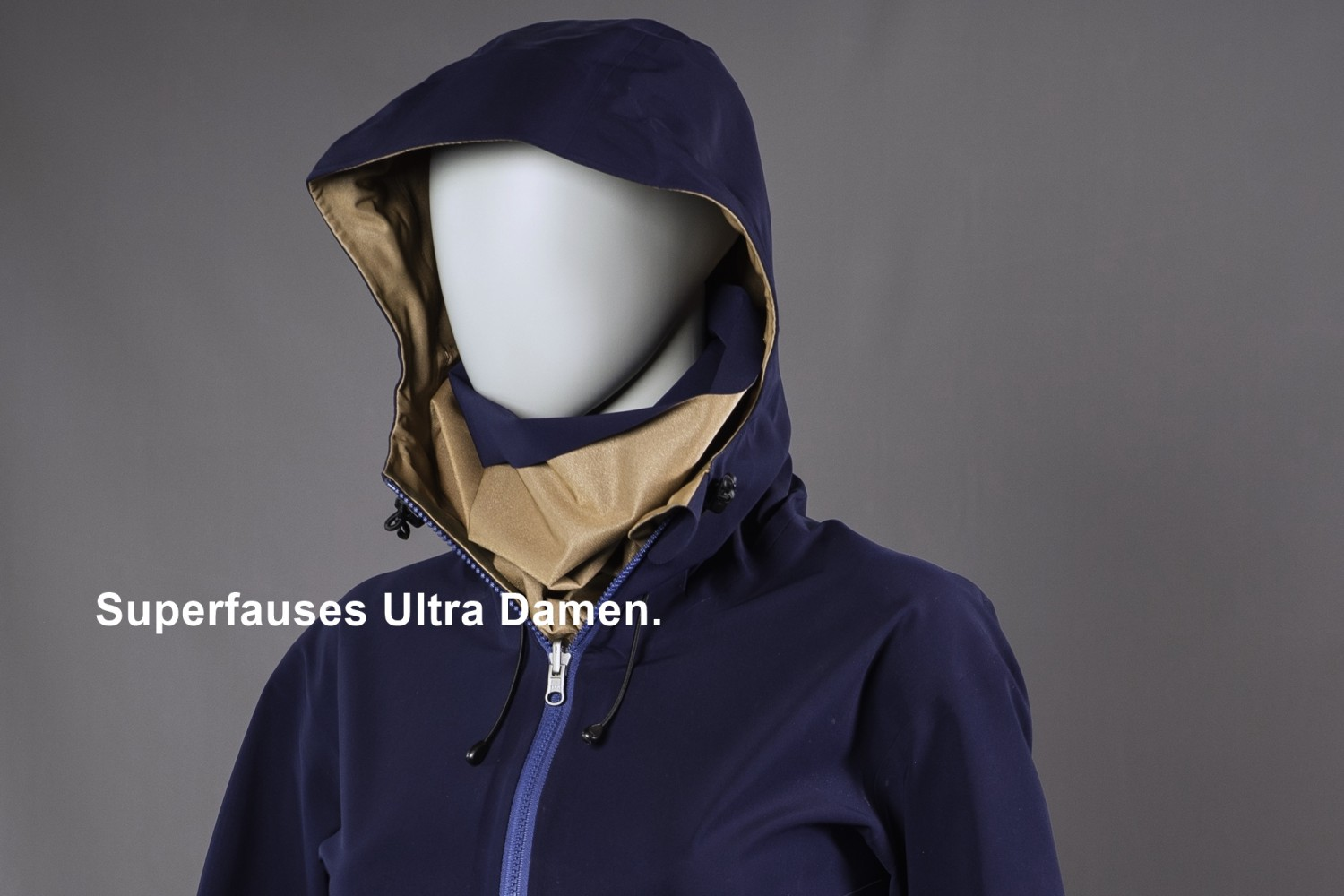 superfauses ultraschalljacke damen polychromelab